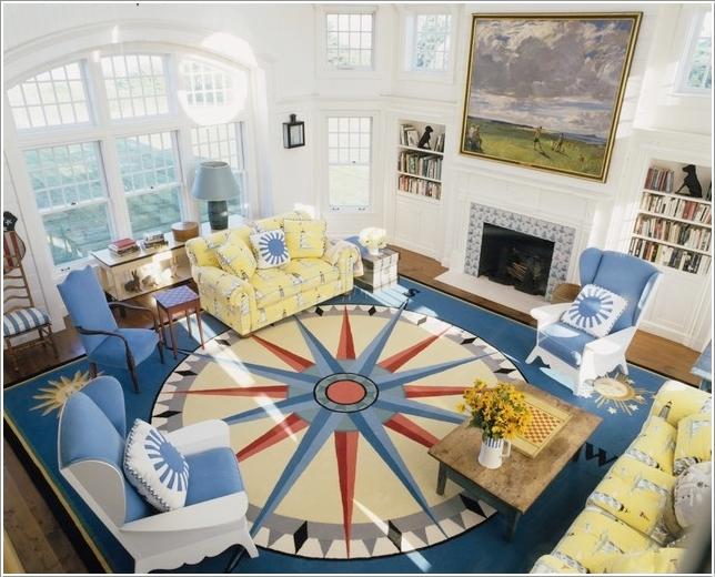 carpet in interior design 9