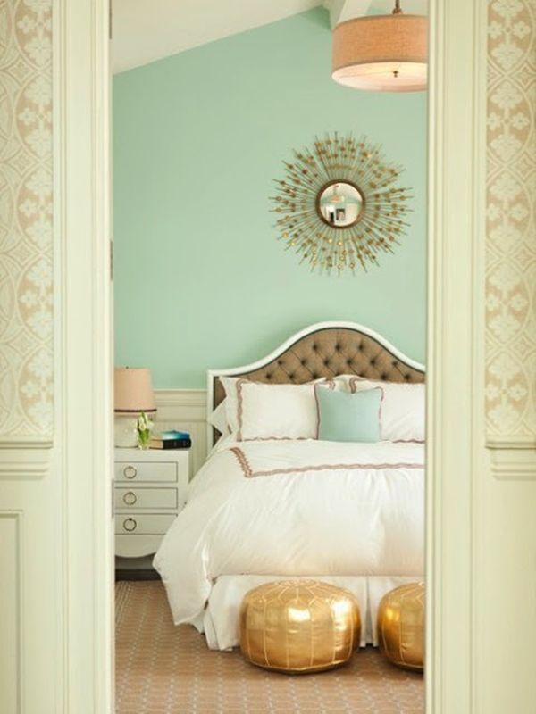 Seafoam-bedroom-color