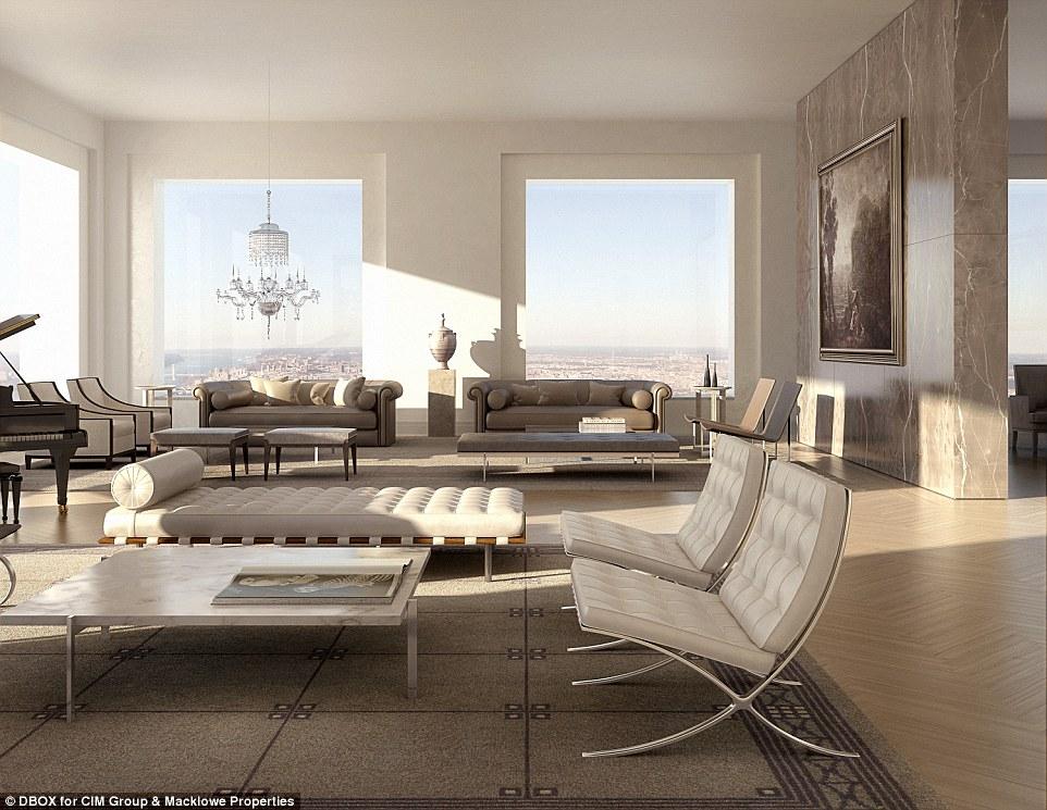 Самые красивые квартиры мира фото