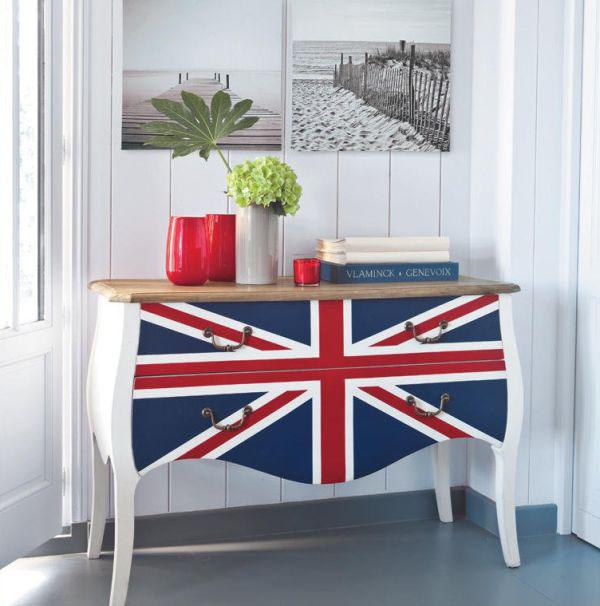 Мебель в современном британском стиле