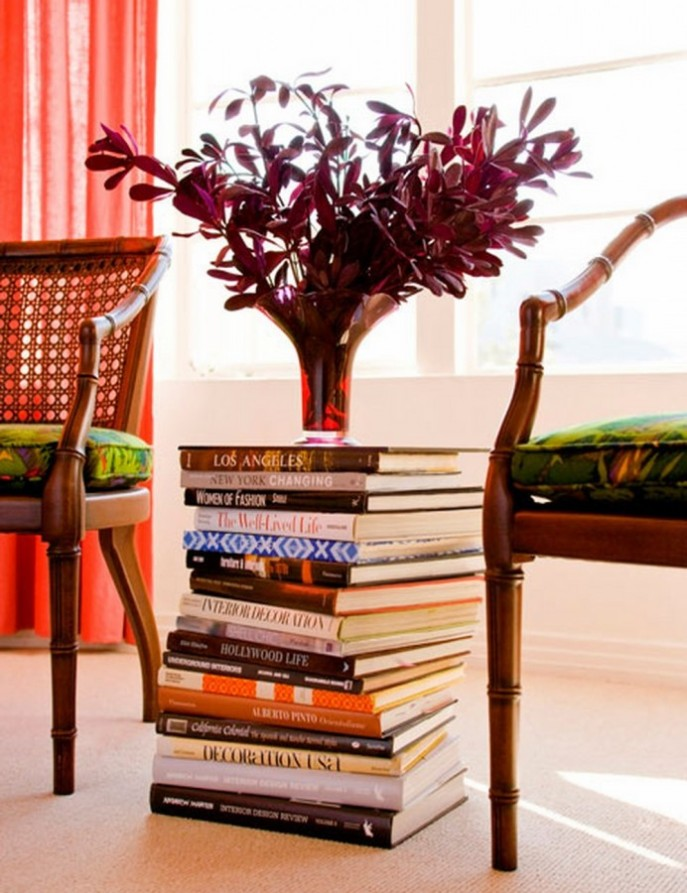 bookside table
