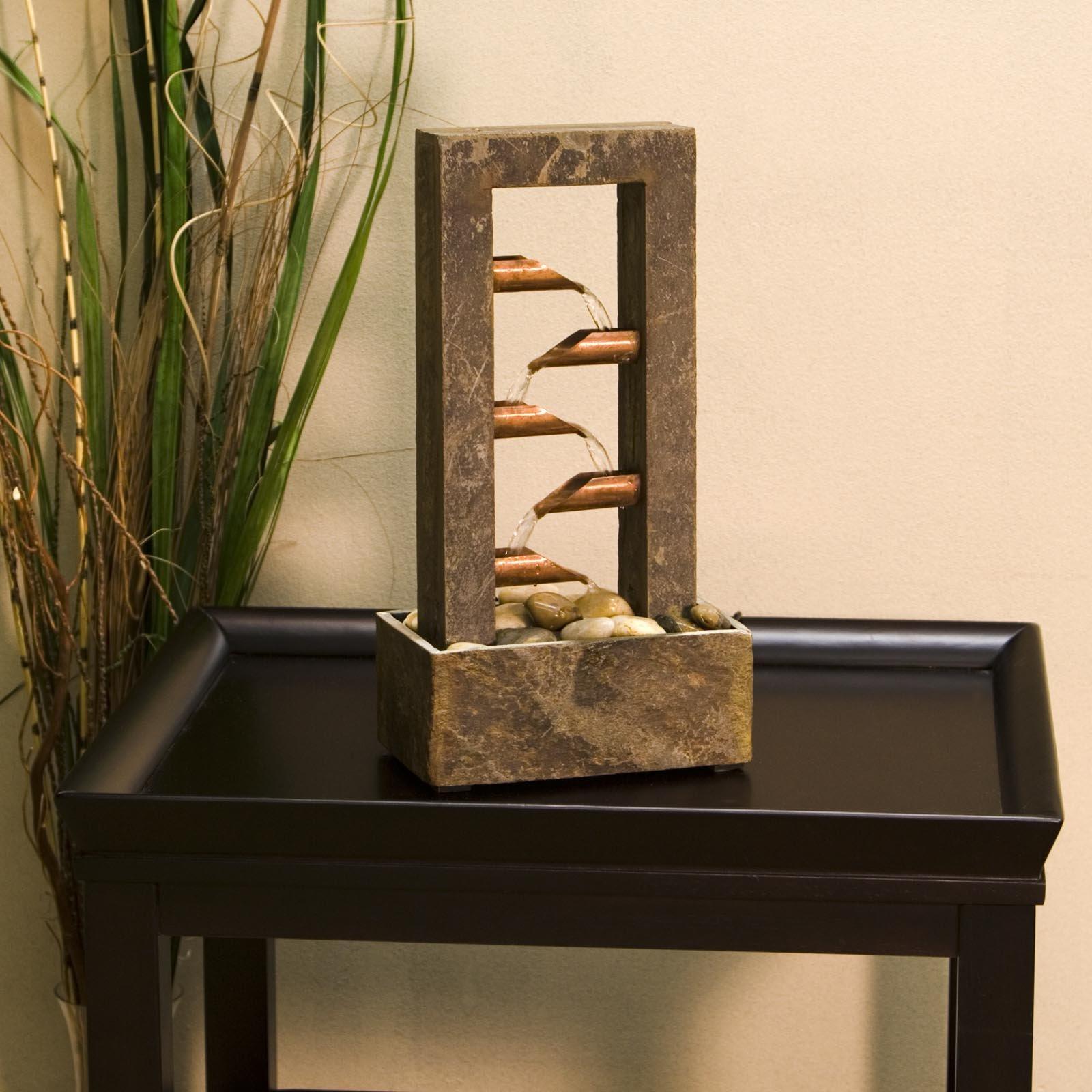 Как сделать фонтан для квартиры своими 387