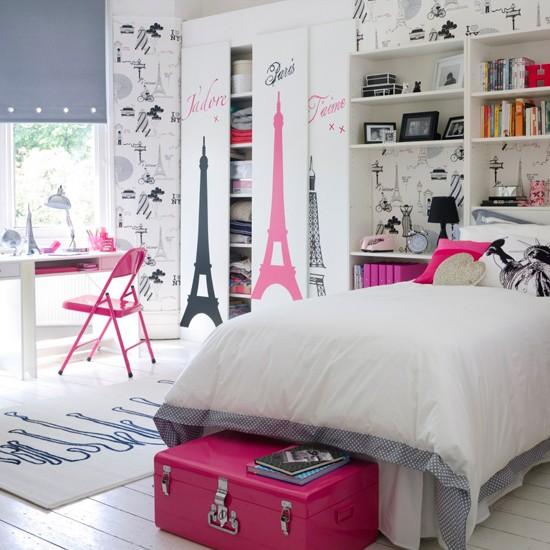 Cheap girls bedroom decorating ideas