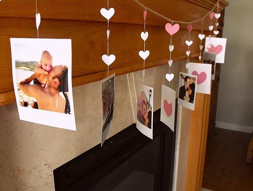 Украшение комнаты своими руками фото на день рождения