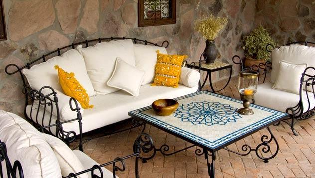 desing-crimea-кованый декор кресло