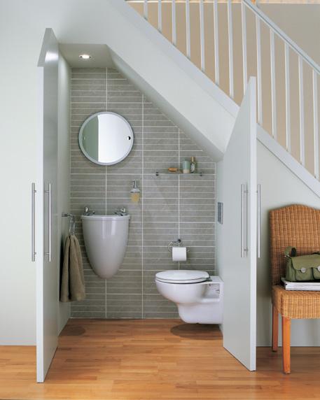 Дизайн туалета в дачном доме