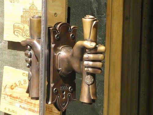 Ручки на двери своими руками фото 74