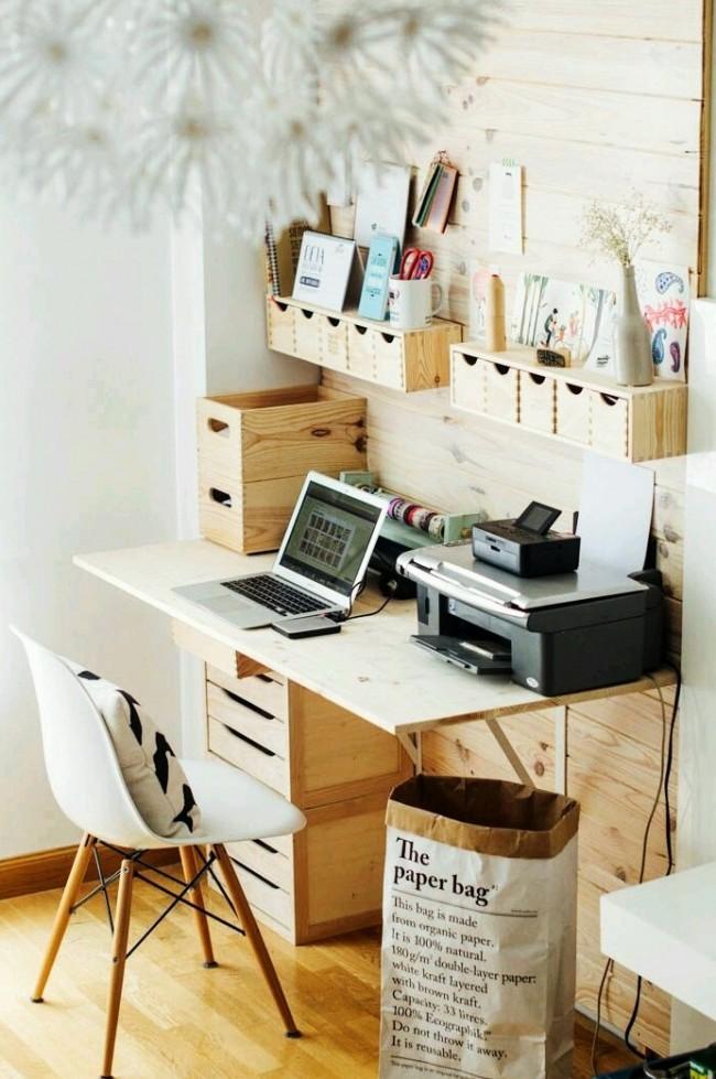 Идеи для организации рабочего стола